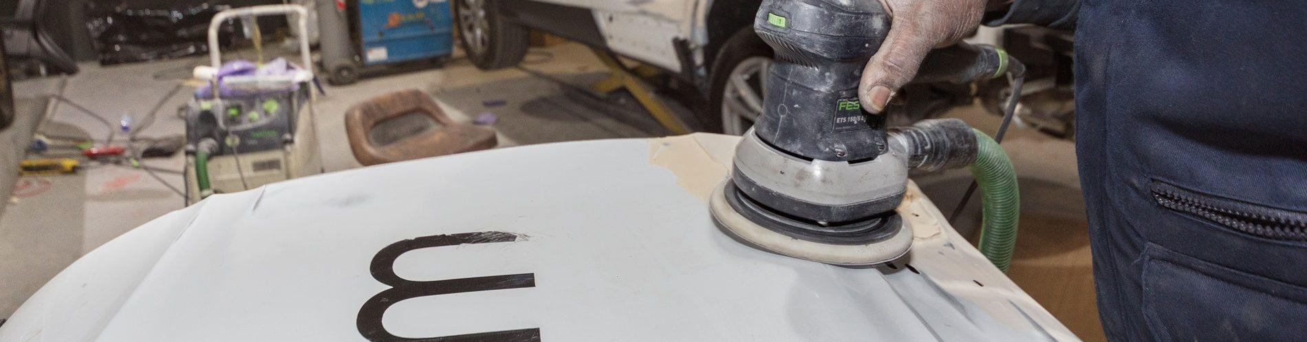 Servicios de reparación de chapa y pintura en Mallorca - Multixapa