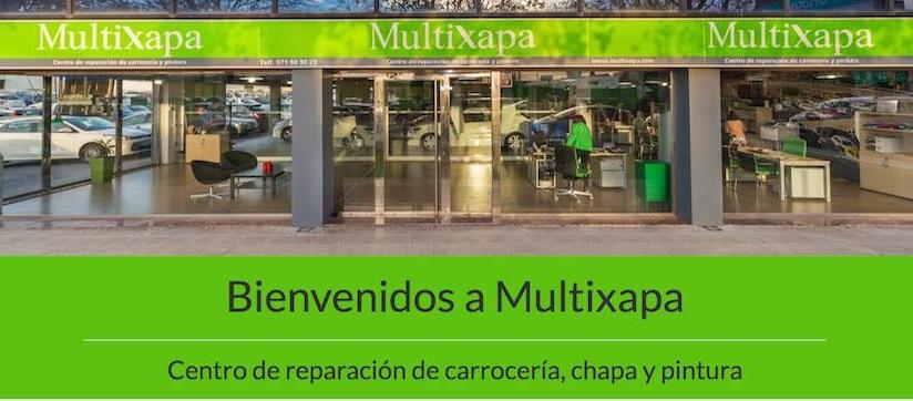 Estrenamos web en Multixapa