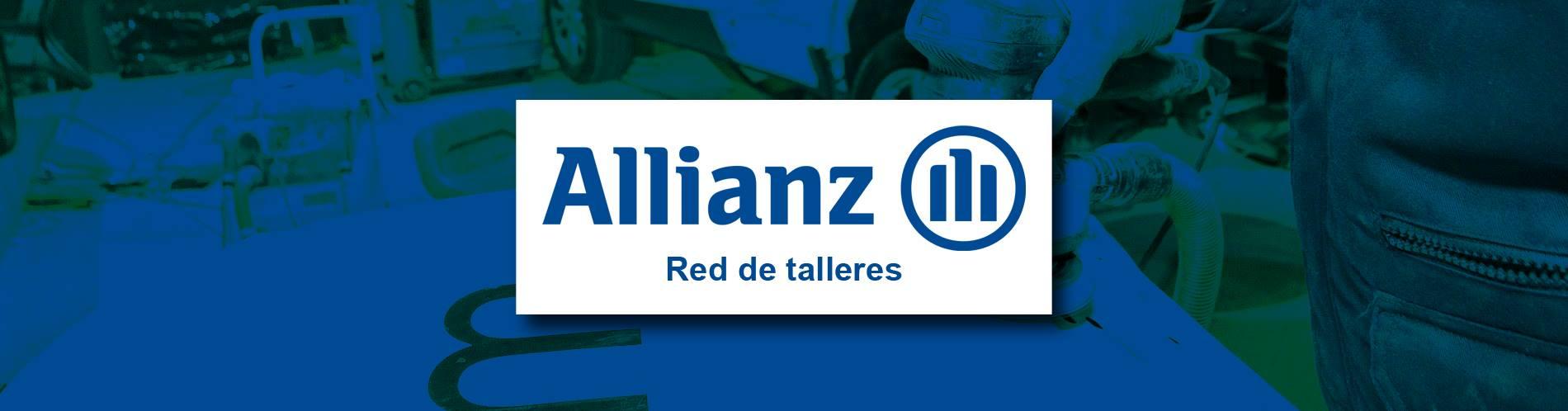 Talleres de chapa y pintura ALLIANZ - Palma de Mallorca