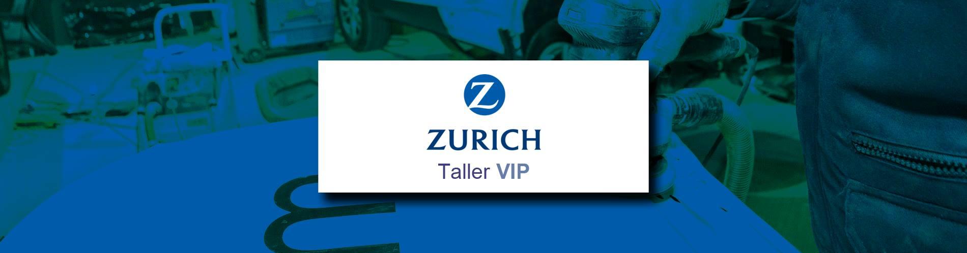 Talleres de chapa y pintura VIP ZURICH - Palma de Mallorca
