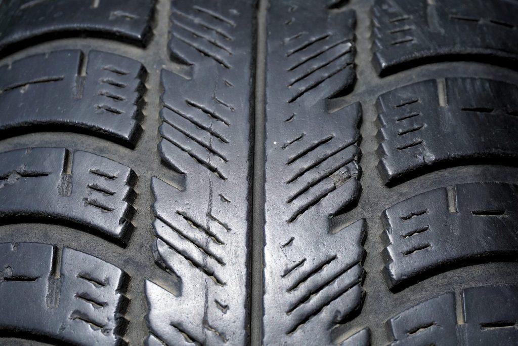 Neumático cristalizado