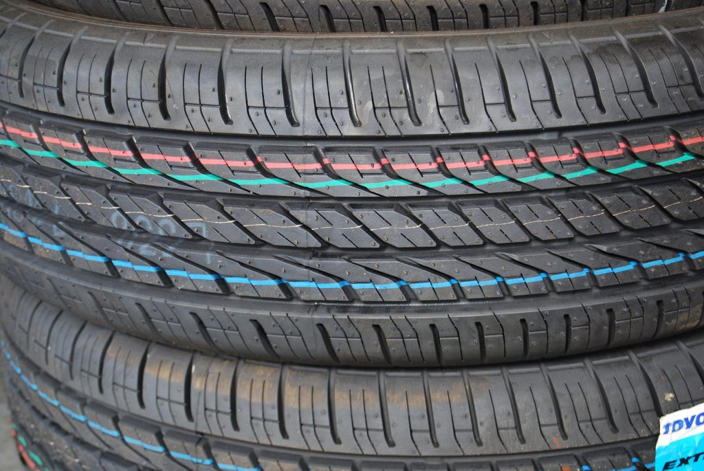 ¿Cómo preparar el coche para el verano? Neumáticos