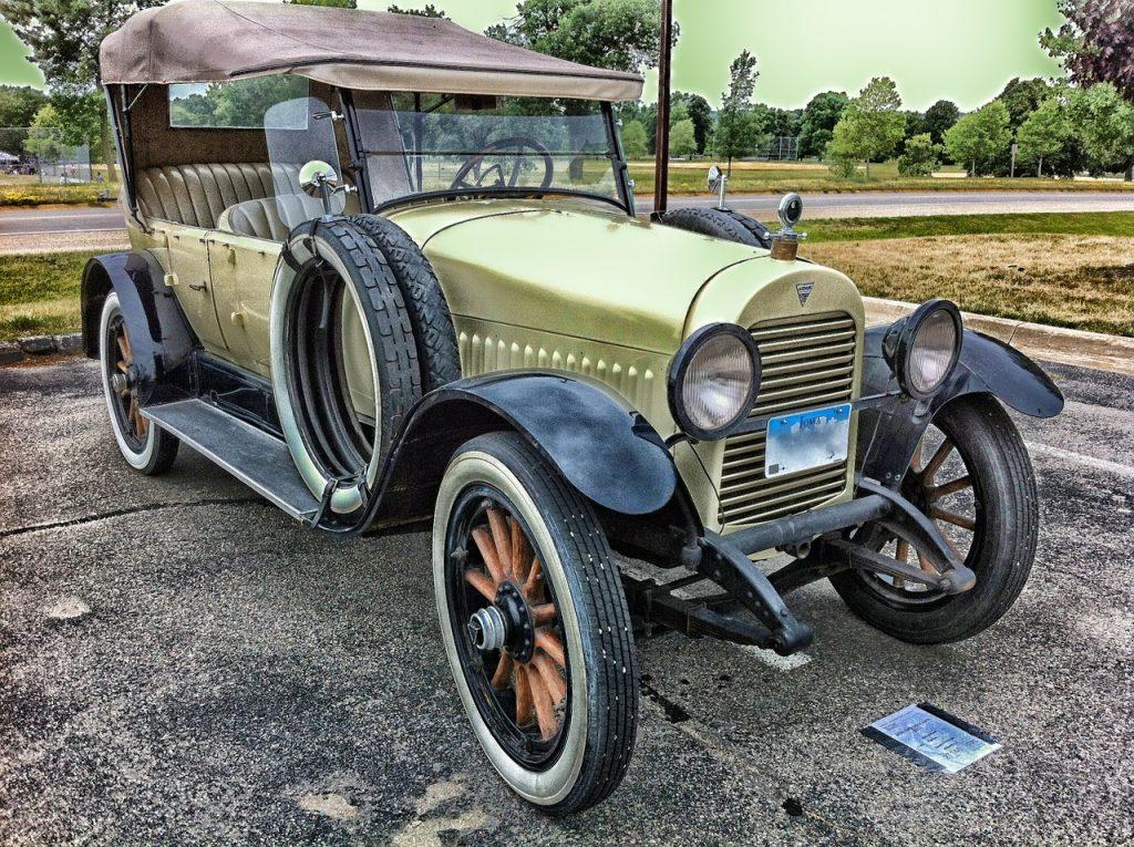 ¿Que es un coche histórico?